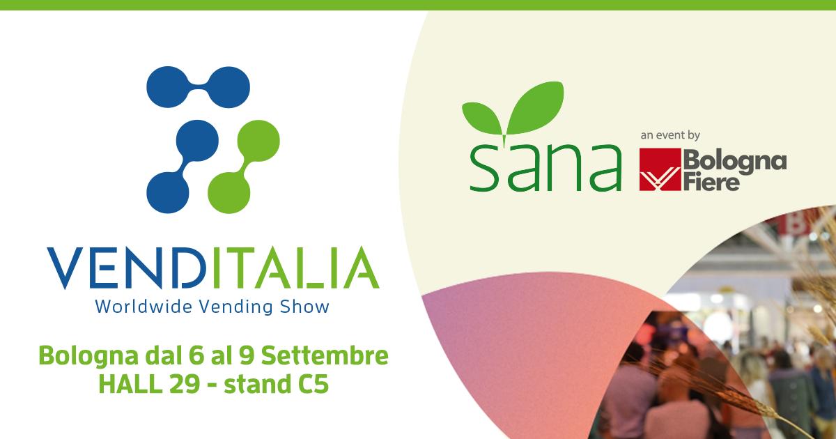 Venditalia a Bologna per SANA 2019