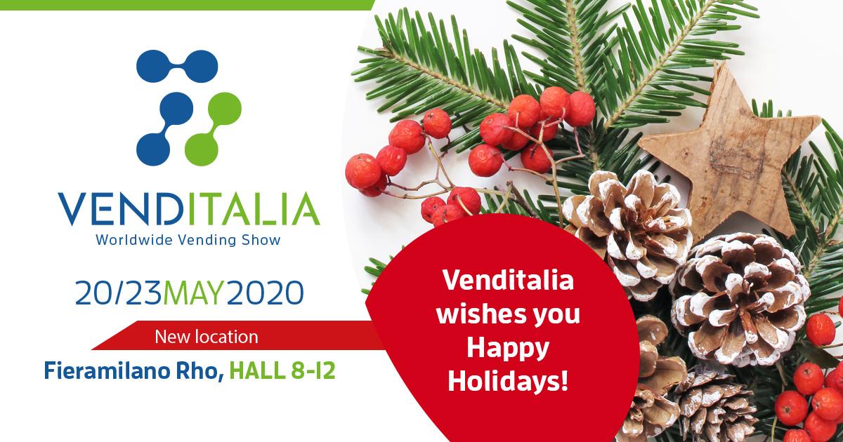 Venditalia wishes you Happy Holidays